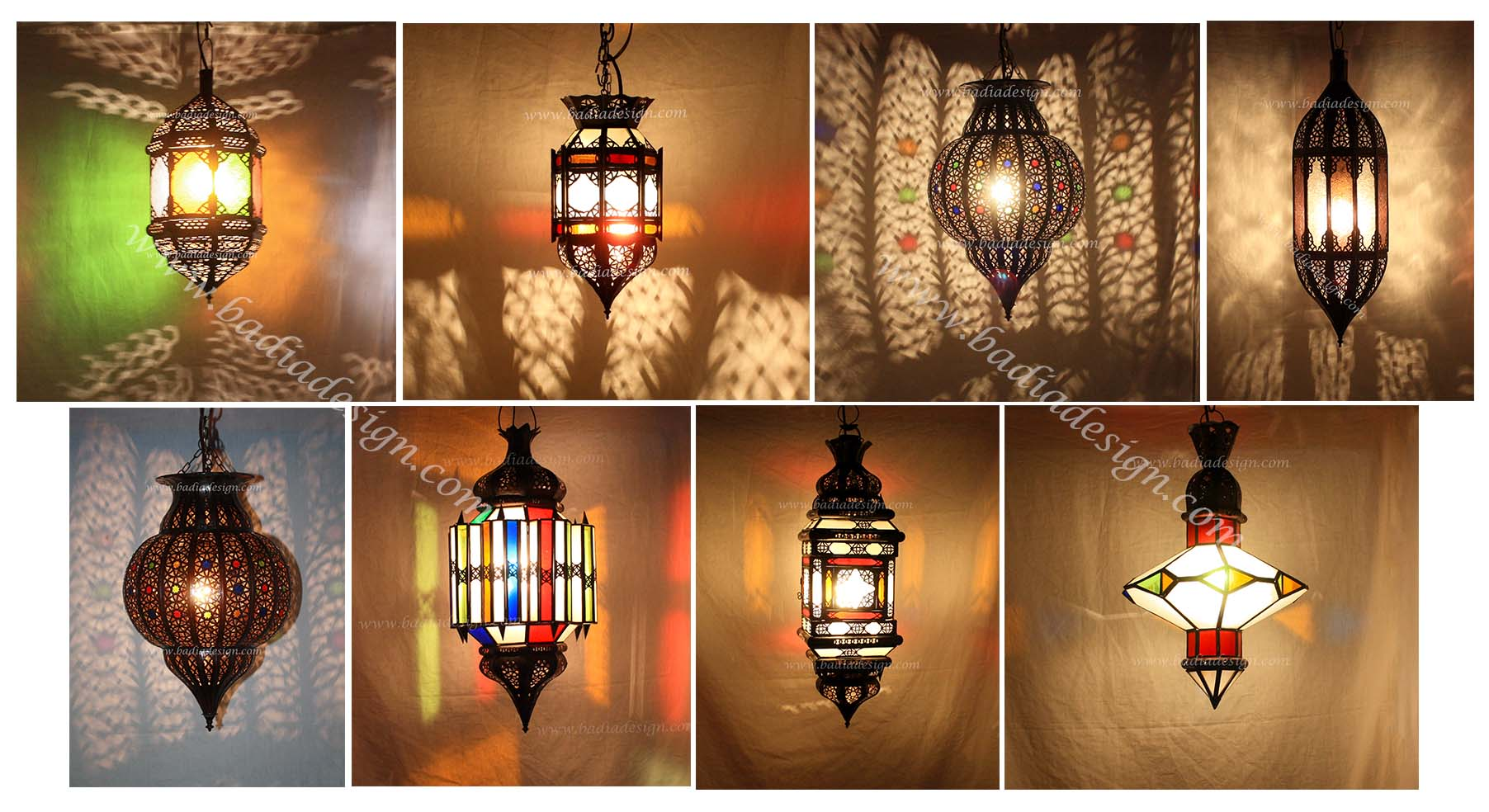 Moroccan style light fixtures moroccan pendant l lighting by e kenoz - Improve your home decor with moroccan lamps ...