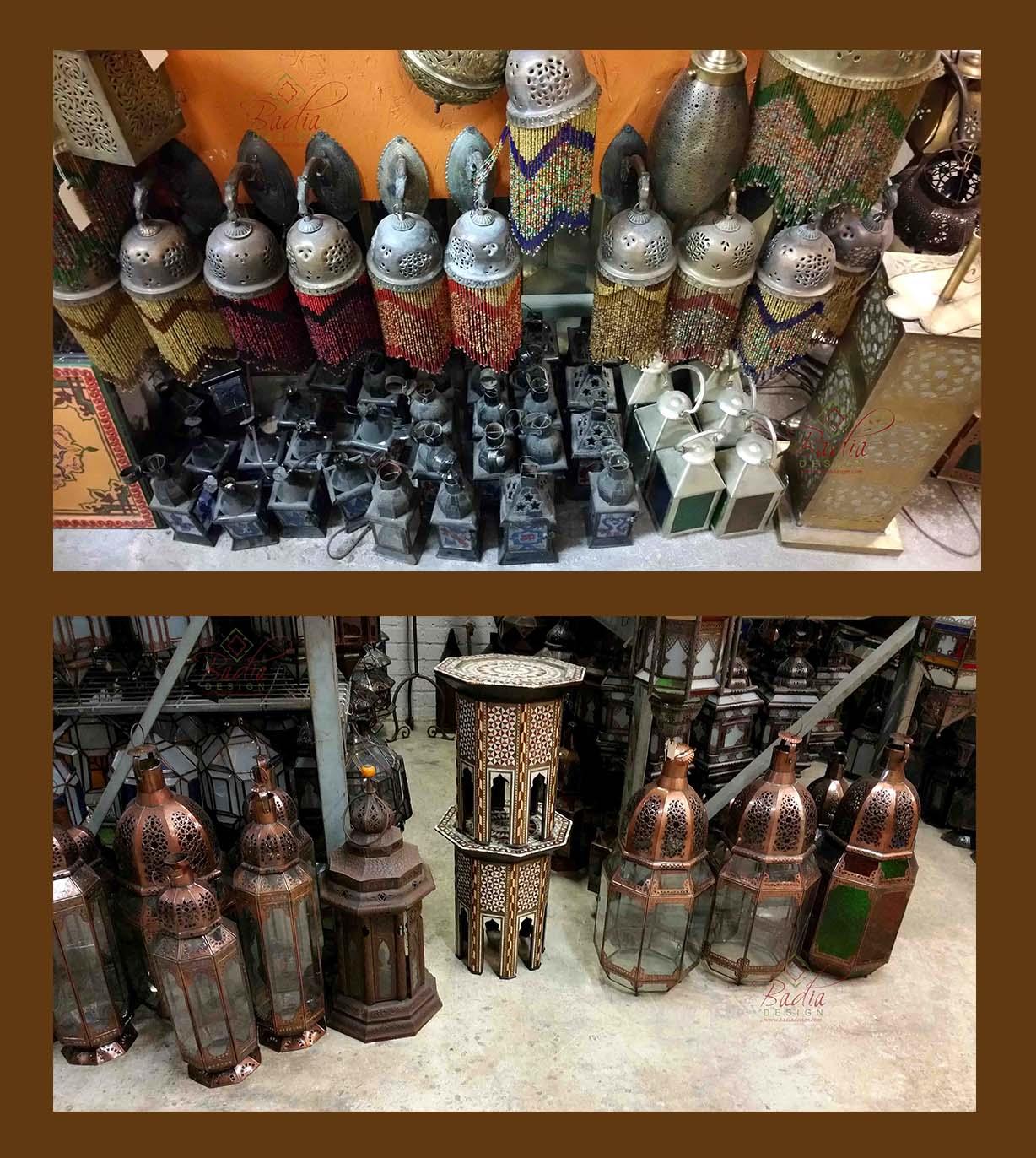 Arabian nights moroccan furniture los angeles for Arabian decoration materials