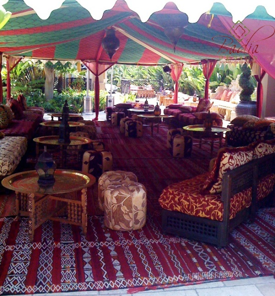 Moroccan Themed Party Rentals Moroccan Furniture Los Angeles