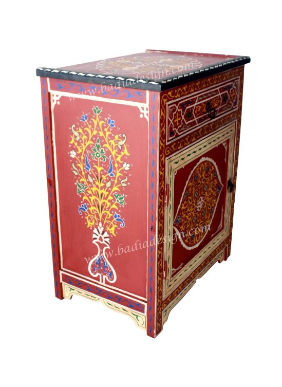 Hand painted Moroccan cabinet, Hand Painted Cabinet from Morocco, hand painted cabinet, Moroccan hand painted cabinet, Moroccan hand painted furniture, hand painted furniture from Morocco, cabinet, large cabinet from Moroccan, large Moroccan cabinet, hand painted cabinet, Moroccan hand painted wooden cabinet, Moroccan cabinet, hand painted wooden cabinet, Moroccan hand painted wooden cabinet, exotic Moroccan furniture, Moroccan home furniture