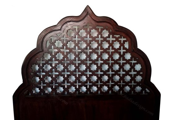 Moroccan wooden bed, Moroccan bed, dark wood bed, bed fit for a king, bed fit for a queen, wooden frame bed, Moroccan wooden frame bed, Moroccan wood headboard, Moroccan wood frame, Moroccan beds and frames, wood frame bed, Moroccan style bed frame, wood bed frame, bed, bed frame, home, home furniture, bedroom furniture, Moroccan home furniture, home furnishing, Moroccan home furnishing