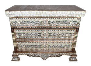 dresser, mother of pearl dresser, home decor, Moroccan furniture, Moroccan furniture Los Angeles, Moroccan dresser, MOP
