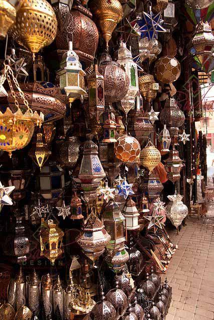 Lanterns, Lamps, Moroccan Lantern, Moroccan Lamps, Lighting, Moroccan  Lighting, Party